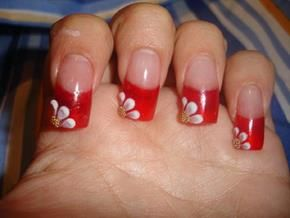 Acrylic Nail Designs Nail Design Gallery Nails Pinterest