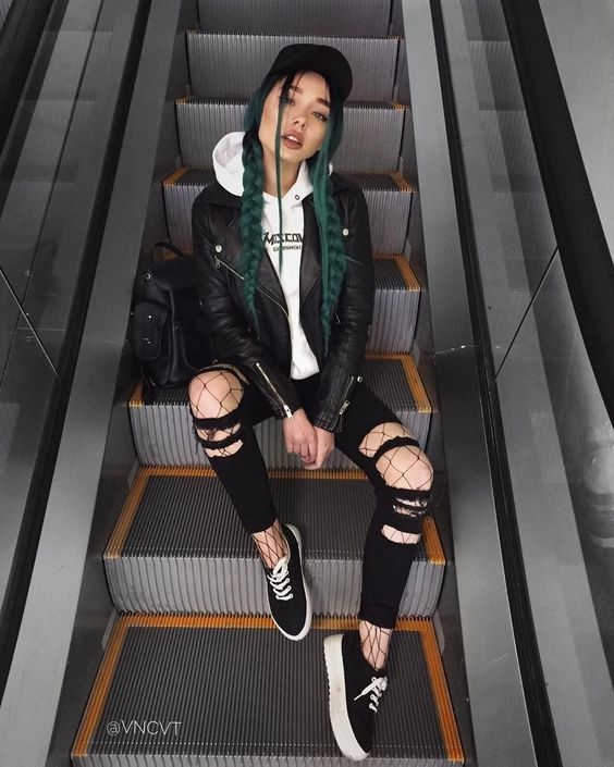 Photo of 20+ Stunning Edgy Outfits For Teens You Need To Try ASAP | The Chic Pursuit