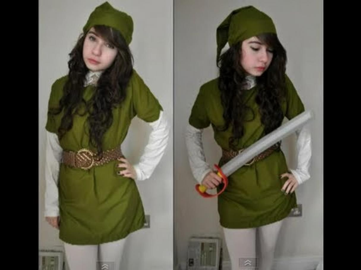 Link costume tutorial how to make link costumecosplay legend link costume tutorial how to make link costumecosplay legend of zelda baditri Images