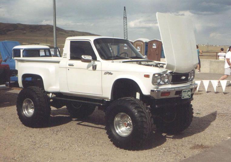 Isuzu Chevy Luv Kb20 Kbd20 ภาค 4