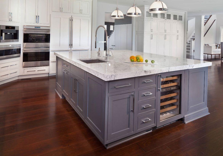70 Spectacular Custom Kitchen Island Ideas In 2020 Large Kitchen Layouts Custom Kitchen Island Kitchen Floor Plans