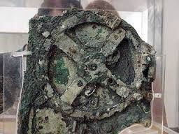 The artefact was recovered probably in July 1901[12] from the Antikythera shipwreck off the Greek island of Antikythera. Believed to have been designed and constructed by Greek scientists, the instrument has been dated either between 150 and 100 BC, or, according to a more recent view, in 205 BC.