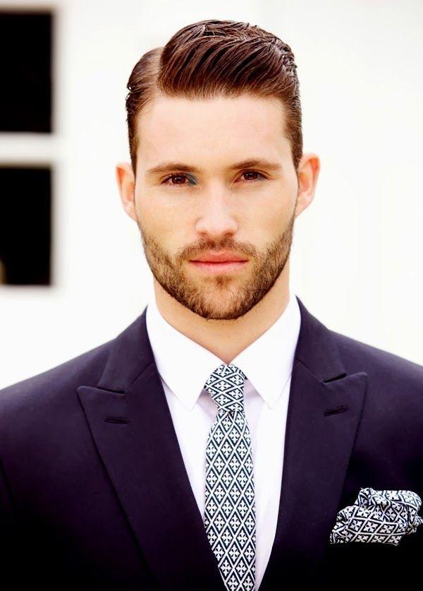 21 Cortes de pelo para hombre formal