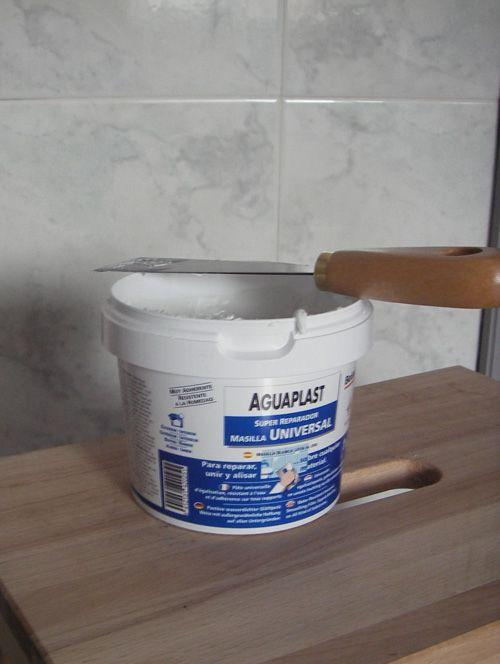 Una forma de quitar azulejos sin obra fant stico - Quitar azulejos cocina ...