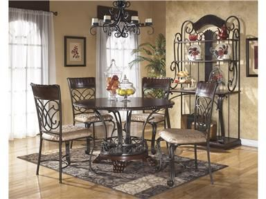 Shop For Ashley Dining Uph Side Chair 2Cn D34501 And Other Amusing Tucker Dining Room Set Inspiration Design