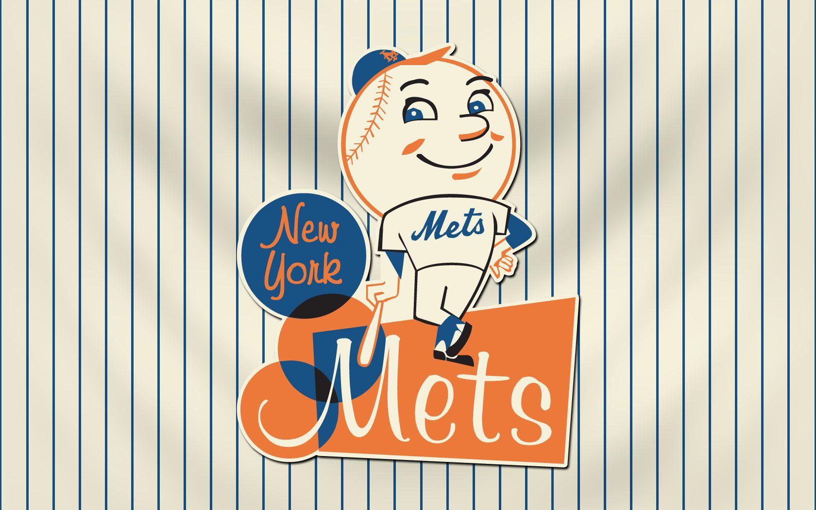New York Mets Wallpaper: Mets Retro By ~monkeybiziu On DeviantART