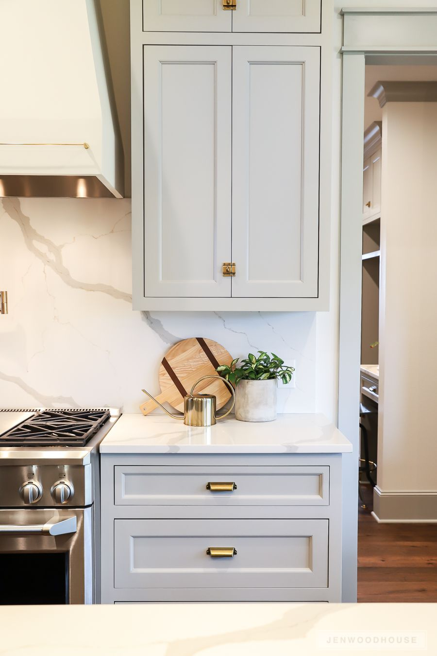 Trim Color Matching Cabinets Interior Design Kitchen Parade Of Homes Home Remodeling