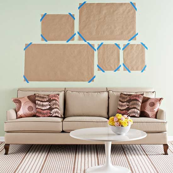 How To Arrange Art For A Flawless Wall Display Home Decor Decor Home Diy