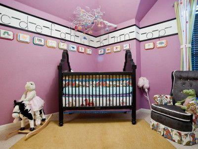 Captivating Bedroom Wall Border Ideas   Home Design