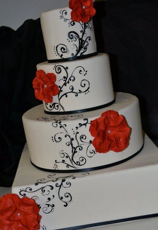 Wedding Cakes Boise   Wedding cakes, Gluten free wedding ...