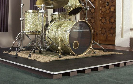 Isolated Drum Riser Google Search Art Music Room