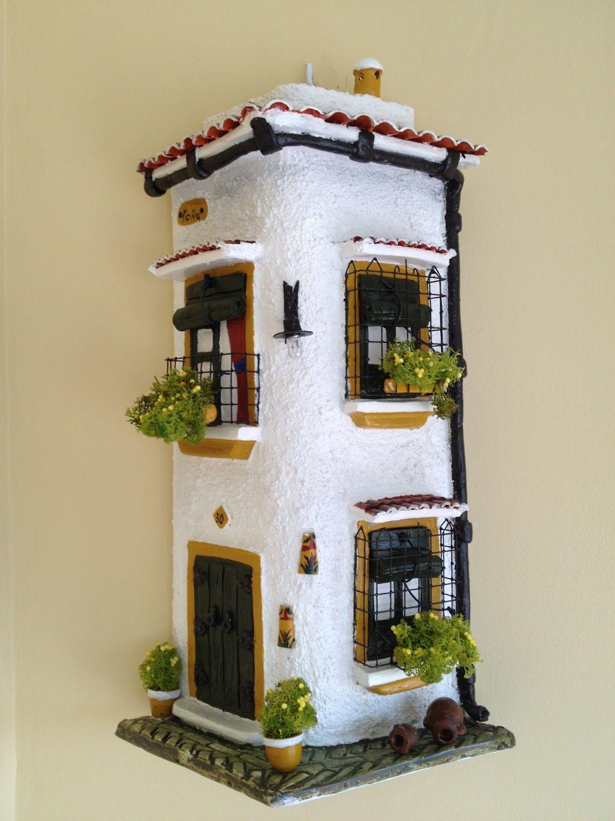 Tejas decoradas andaluzas buscar con google tejas for Manualidades decoracion casa