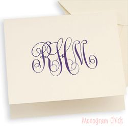 monogram it monograms stationery paper and personalized stationery