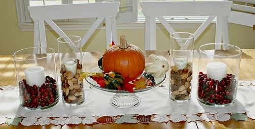 Explore Round Table Centerpieces And More