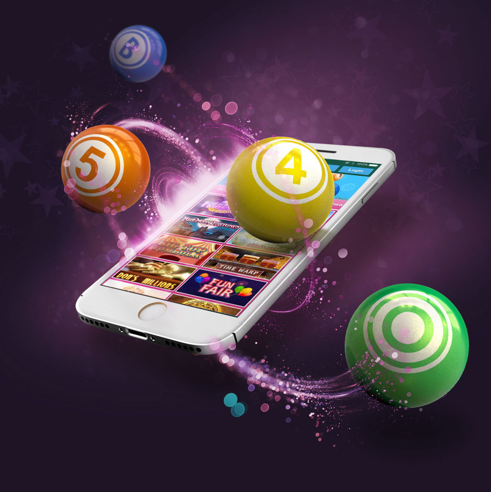 Various Bingo images for Paddy Power eGaming on Behance