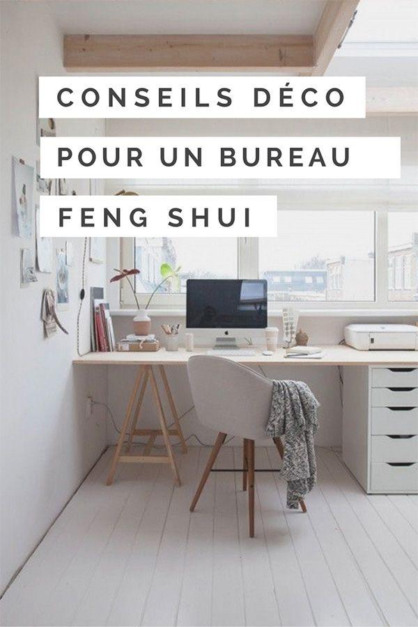 conseils deco pour un bureau feng shui