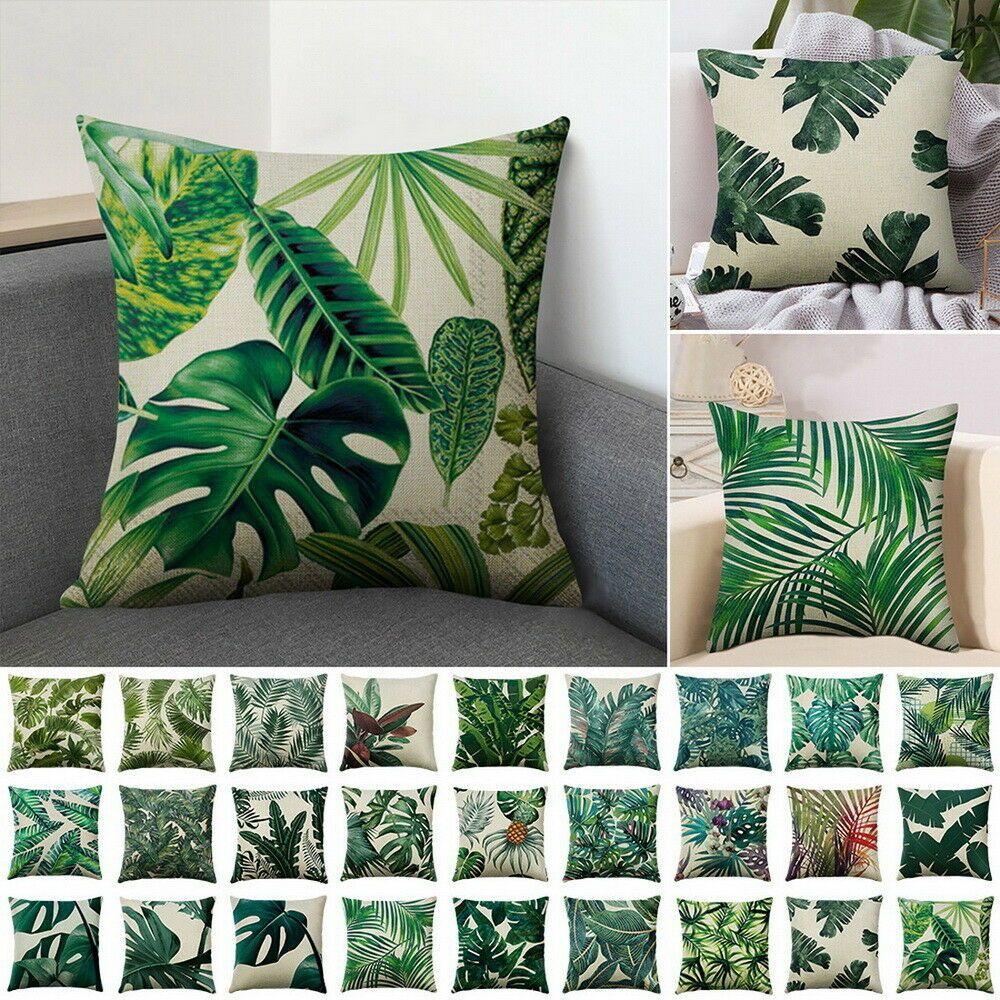 Pillow Throw Pillow Case Boho Cushion Cover Sofa Waist Party Sofa Small Cushion Sofa Cushions I Beach Decor Pillows Floral Throw Pillows Linen Pillow Cases