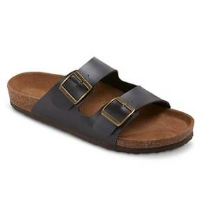 b2cabb901f3c Any lady s who wear a size 9 and up looking for a Birken dupe  Check out  Target! Tomas footbed sandal  Birkenstock  birkenstocks  birkenstockdupe ...