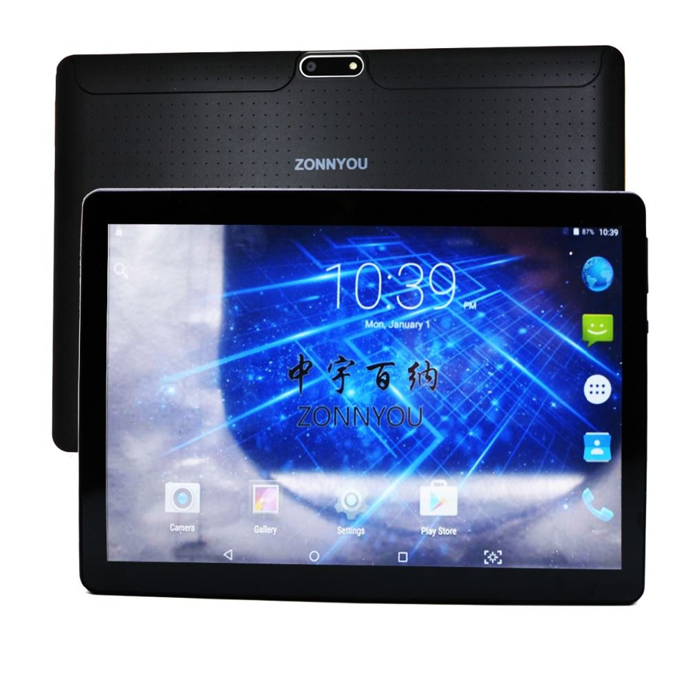 10 1 Inch Tablet Pc Android 7 0 3g Phone Call Octa Core 4gb Rom 32gb Dual Sim Bluetooth Wifi Gps Ips Tablets Pc10 10 9 China