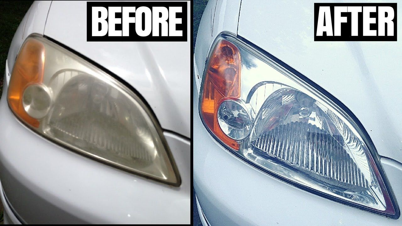 Pin By Maestrohowto On News Pinterest Headlight Restoration