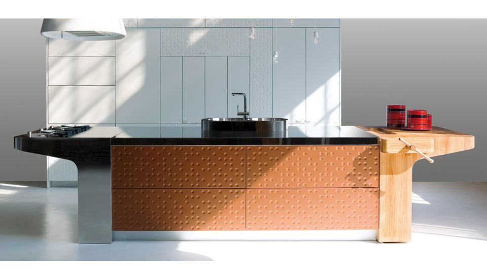 Ultra Minimalist Clutter Free Mesa Kitchen By Schiffini   DigsDigs