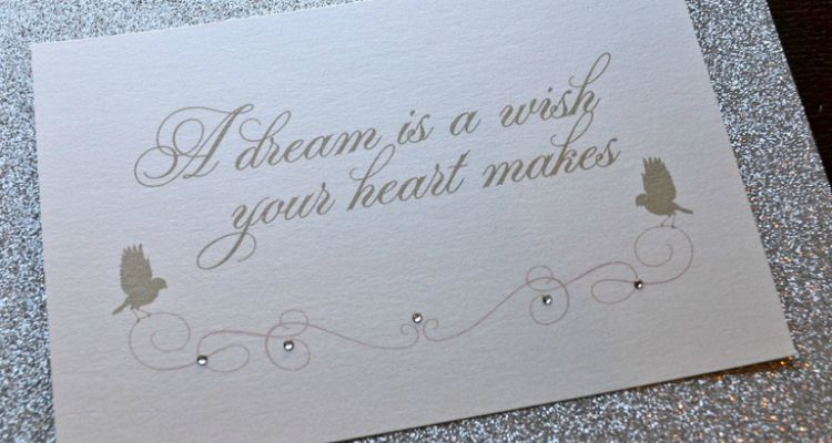 Quotes To Include In Your Fiesta Disney Wedding
