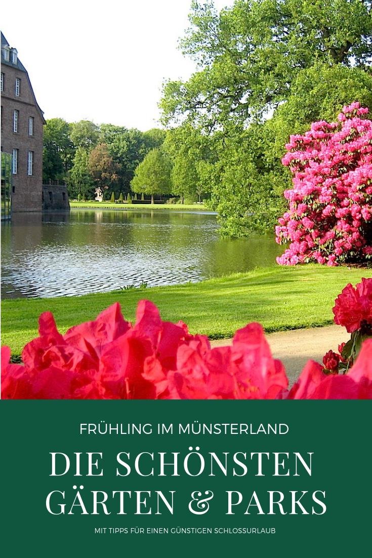 Die Gärten Und Parks Des Münsterlandes Aktiv In Nrw Park Garden