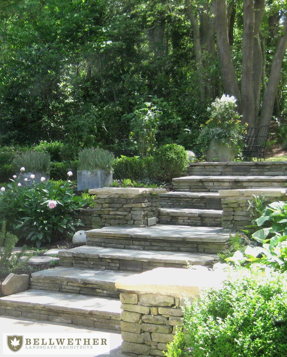 Landscape Of Atlanta: Bellwether :: Landscape Architects In Atlanta, GA
