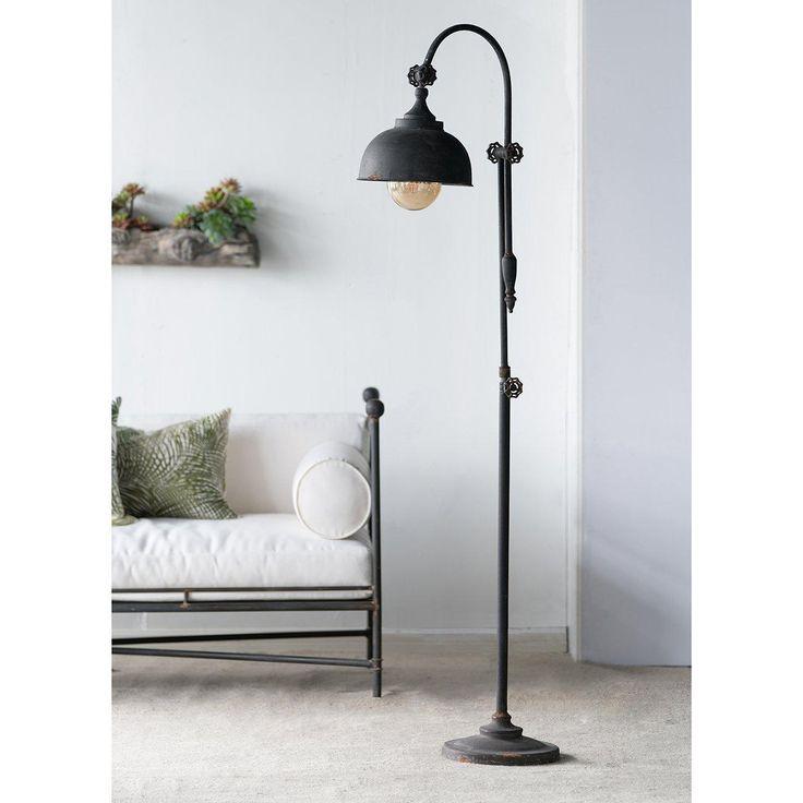 Arris adjustable arm floor lamp lighting industrial