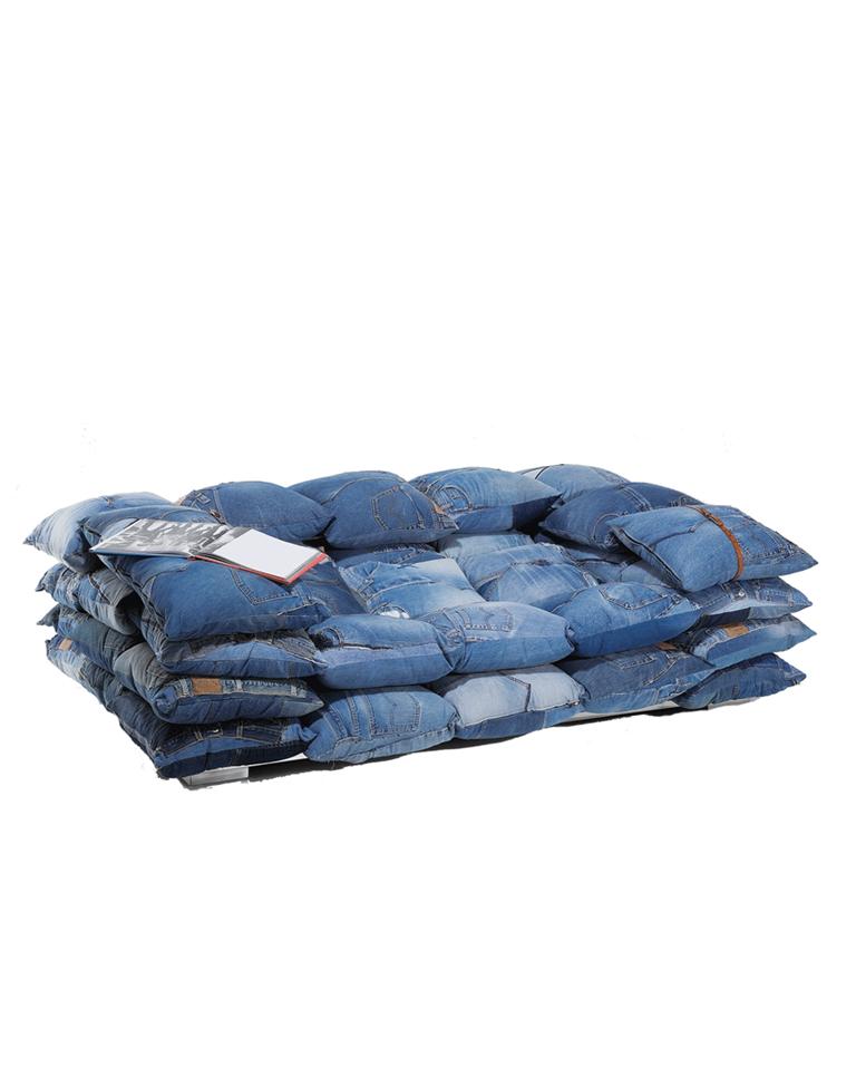 Sof jeans cushions la oca la tienda de for Tiendas de decoracion de hogar