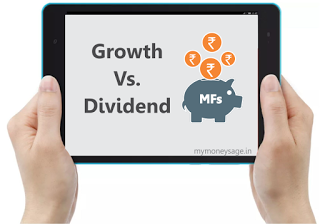 Best mutual funds dividend option