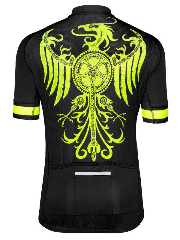Eagle Cycling From Jersey Men's CycologyBicycle Vintage Lq54jA3R