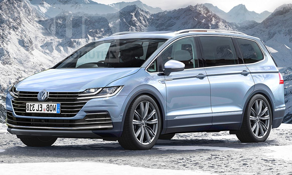 Ten New Thoughts About Future Volkswagen Sharan 2020 That ...