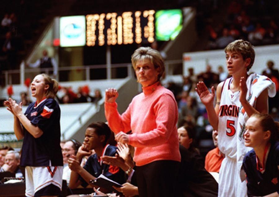 Photograph Former Head Coach Debbie Ryan For Uva Women S Basketball From Universit University Of Virginia University Of Virginia Basketball Womens Basketball