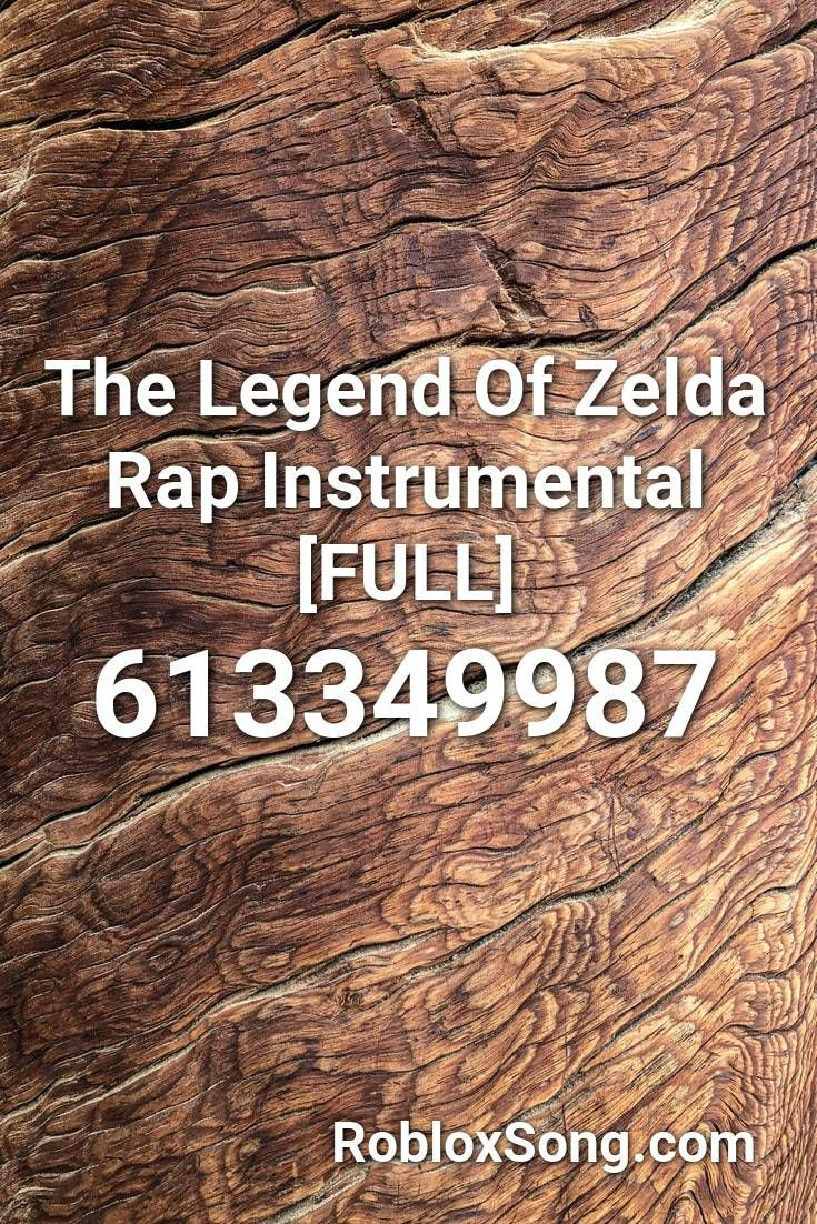 The Legend Of Zelda Rap Instrumental Full Roblox Id Roblox