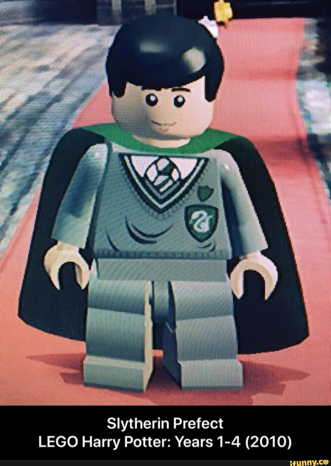 [+] Lego Harry Potter 1-4 Characters