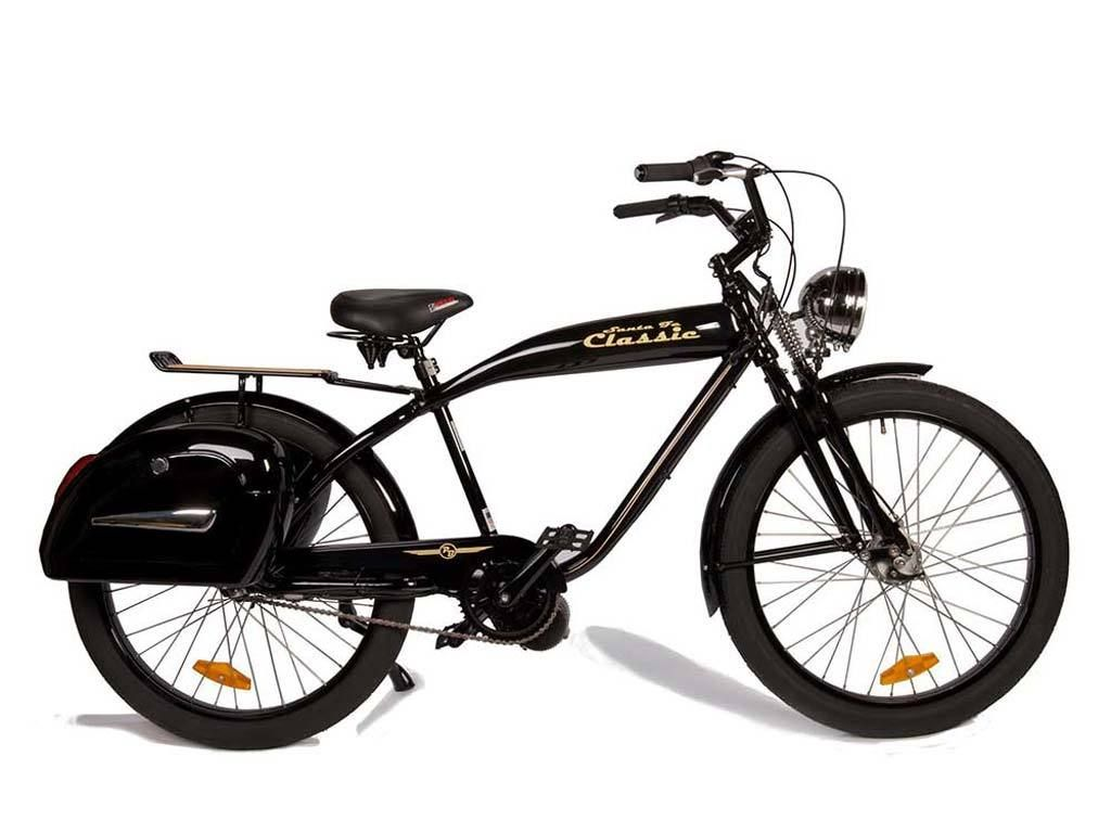 Phantom Bikes Santa Fe Classic 500w Electric Bike Electric
