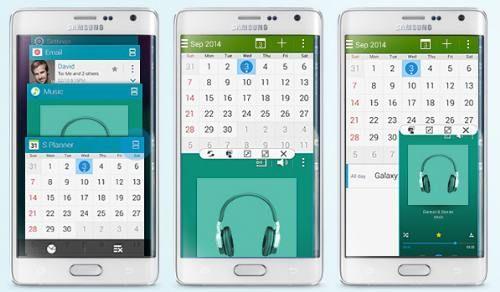 Harga Samsung Galaxy Note Edge Ponsel Paling Canggih 2014 Droid