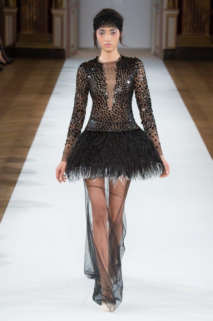 Yanina Couture, haute couture P-E 16 - L'officiel de la mode