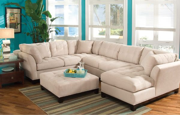 This Is Our Newest Sectional By Hm Richards You Can Customize Several Ways With Several Fabric Options Available Living Room Furniture Furniture Sectional Inspiration hm richards living room