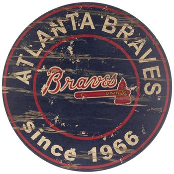 Atlanta Braves Round Wood Wall Decor Atlanta Braves Wallpaper Atlanta Braves Wood Wall Decor