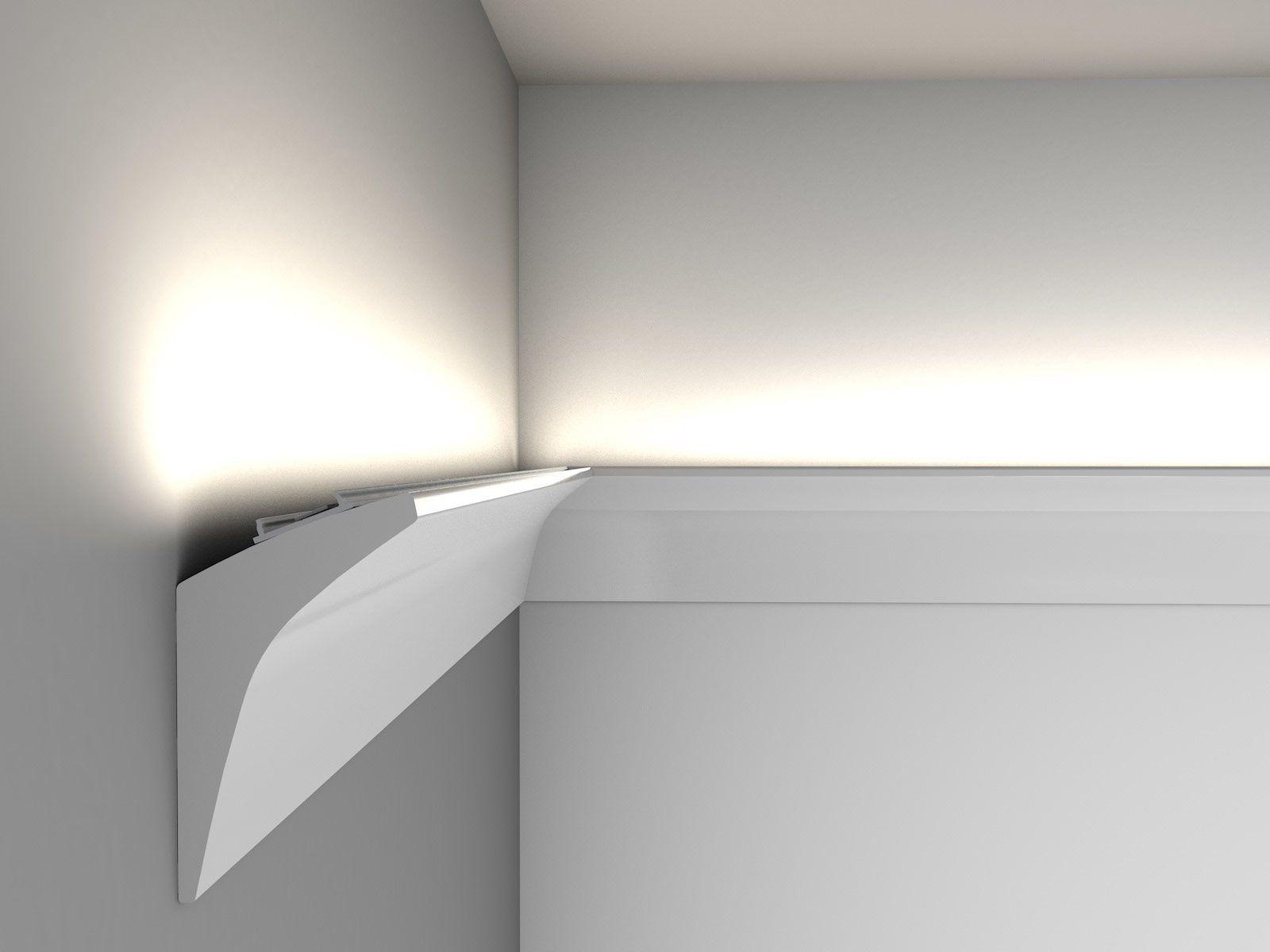 Led Lichtvoutenprofil Lv1 Beleuchtung Wohnzimmer Indirekte Beleuchtung Licht