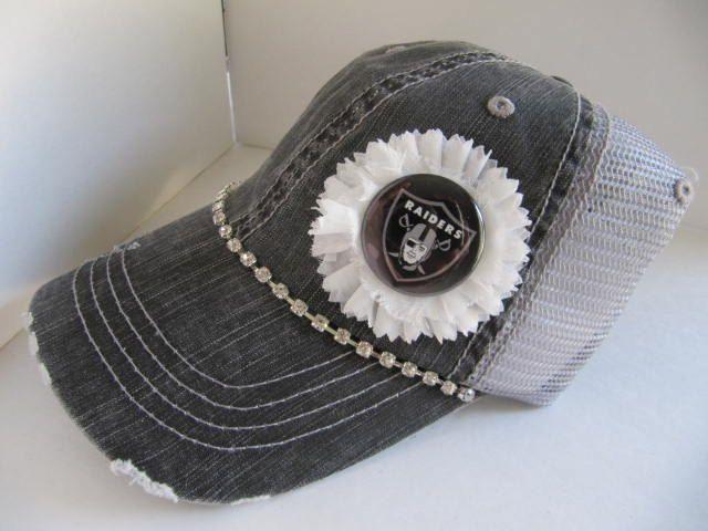 Cap Ball Cap Cap Trucker Hat Raiders Cap Logo Hat Etsy Womens Hats Baseball Hats For Women Ball Cap
