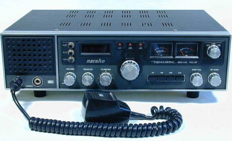 Final, sorry, radio shack amateur radios