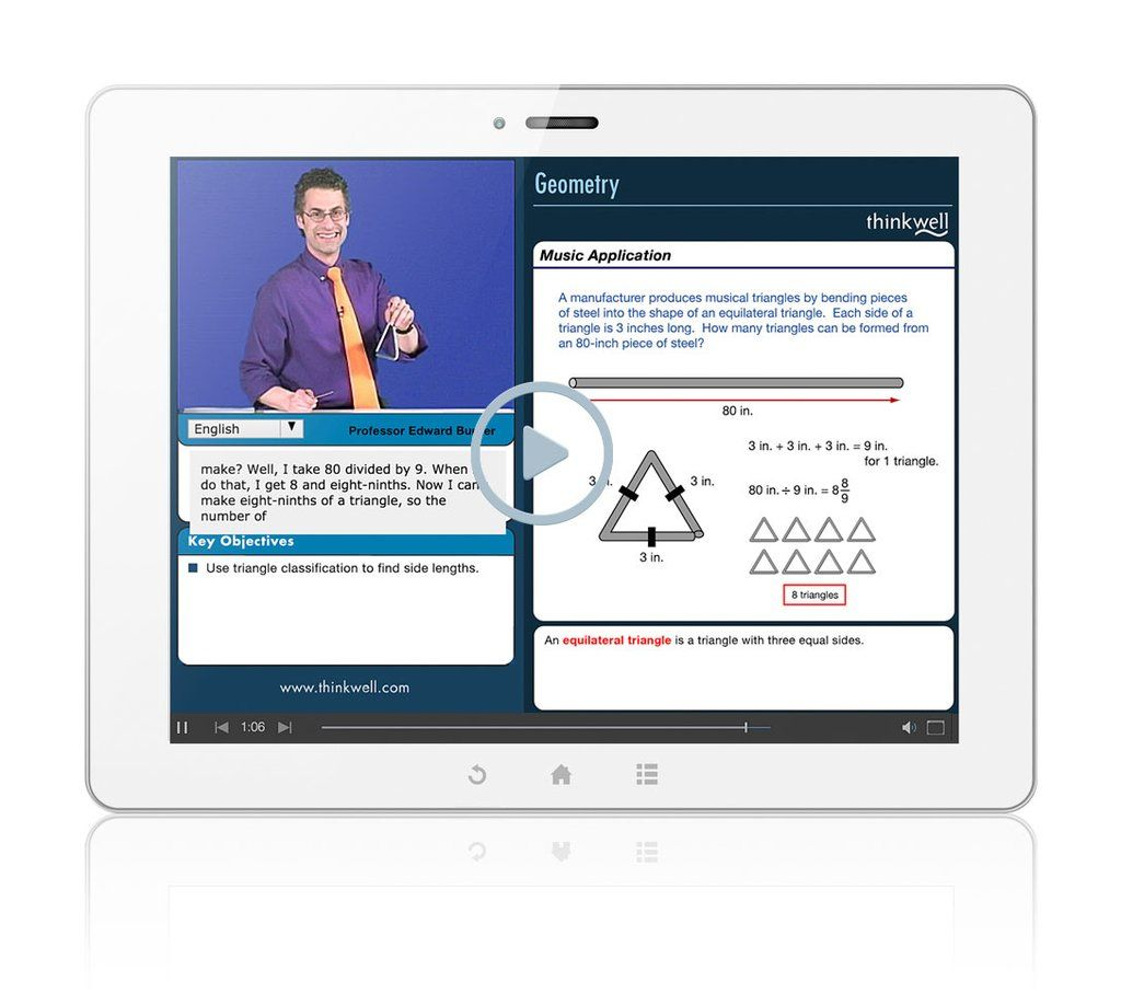 Geometry Online Course