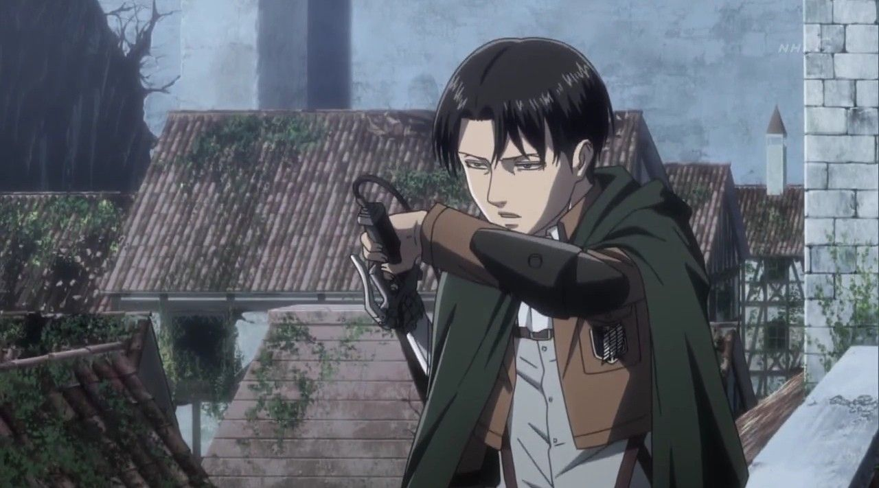 Pin by Lєⅴī คςкєг๓คก on Levi Ackerman Hottest anime