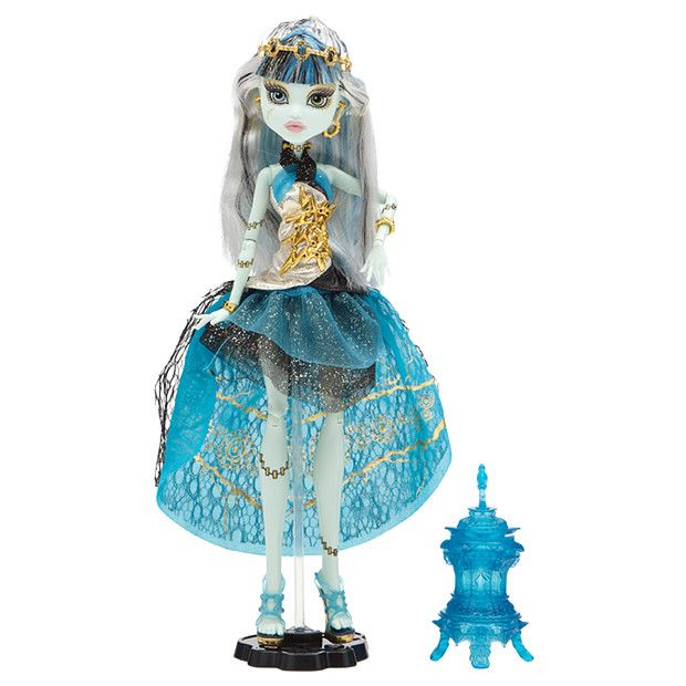 Excellent question Monster high 13 wishes dolls speaking