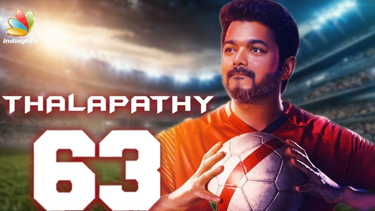 Thalapathy 63 Full Latest Updates #Thalapathy63
