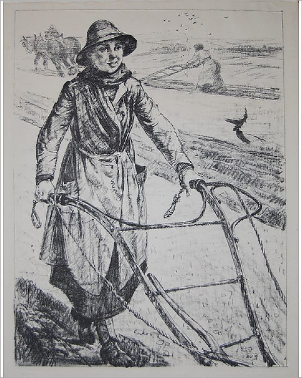 Pin on נשים מטפלות בכלכלה של מלחמת העולם הראשונה