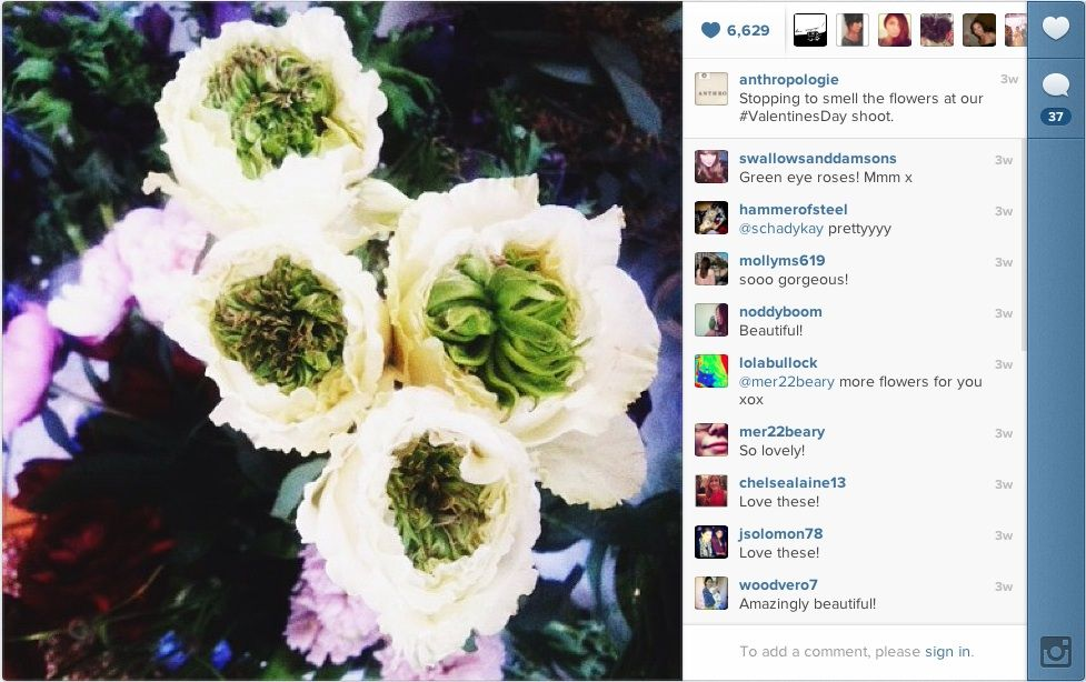 Instagram tip:  Show your followers what happens behind the scenes that makes your business work.